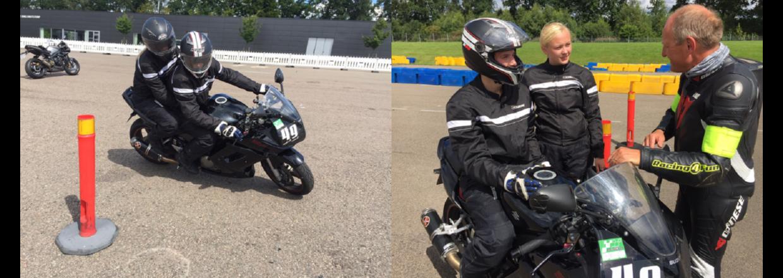 Motorcyklen kan godt – kan du også?